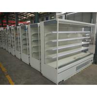 Buy cheap Vertical Commercial Supermarket Display Refrigerator For Dairy , Milk , Cheese from wholesalers