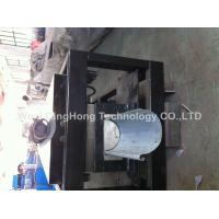 Buy cheap Portable Half Round Gutter Forming Machine from wholesalers