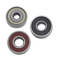 Buy cheap Open,Z, 2RS black or sliver chamfered 6001, 6002, 6000 Ball Bearing (Jis SUJ2) from wholesalers