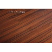 Buy cheap Red Brown E0 HDF Colored Laminate Flooring For Shop With Scratch Resistant Surface from wholesalers
