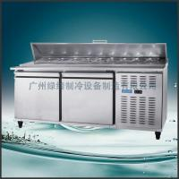 Buy cheap Stailess Steel Kitchen Refrigerator Cooler,Commercial Refrigerator Freezer  from wholesalers