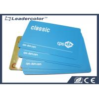 TK4100 RFID Chip Card 125Khz , Car Parking Custom RFID Cards Frosted Manufactures