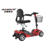 Wholesale Home Care Lightweight Mobility Scooter , Battery Operated Scooter For Handicapped from china suppliers