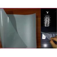 Wholesale Factory Price Grey/Transparent Reflective Film/Reflective Heat Transfer PET Film/Reflective Transfer Film For T-shirts from china suppliers
