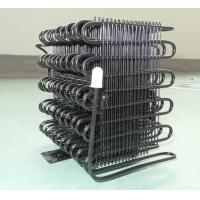 Buy cheap Wire Bundy Tube Refrigerator Condenser Unit For Cold Freezer , Cooler Condenser from wholesalers