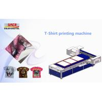 Buy cheap Cotton T Shirt Printing Machine A3 Size Digital Direct To Garment Printer from wholesalers