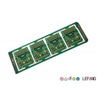 Wholesale 10 Layers Printed Circuit Board PCB Green Solder Mask ENIG Surface Treatment from china suppliers