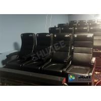China Multidimensional 4- D Movie Theater With Server Compatible Software & Installation Service on sale