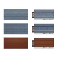 Buy cheap Thermal Decorative Siding Faux Brick Exterior Wall Panels For Steel Structure from wholesalers
