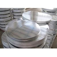 Buy cheap DC/CC Material 3003 O H14 H24 Aluminum Circle Plate For Traffic Sign from wholesalers