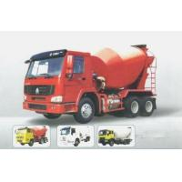 Buy cheap SINOTRUK HOWO-7 6X4 Concrete Mixer from wholesalers