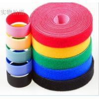 Buy cheap Red Releasable Custom Extra Strong Releasable Cable Ties Roll For Fastener from wholesalers