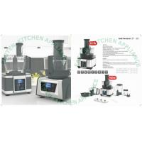 Buy cheap Elegant touch screen EF422A  high competitive  food processor from wholesalers