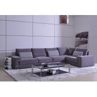 Buy cheap Custom Gray Fabric Thomasville U Shaped Living Room Sectional Sofas from wholesalers