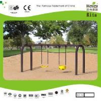 Buy cheap Outdoor Swing Set (KQ10192A) product