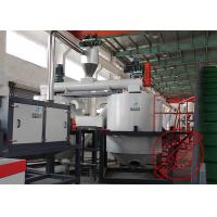 Buy cheap 1500kg / H Pet Plastic Flakes Washing Machine , Pet Bottle Recycling Line from wholesalers
