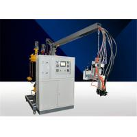 Buy cheap 25KW Low Pressure PU Machine Customized Input Power For Steering Wheel from wholesalers