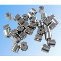 Buy cheap cylinder sintered rare earth permanent neodymium magnet with high performance from wholesalers