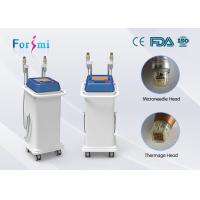 Buy cheap beauty machine microneedle r skin beauty rf thermagic microneedle fractional thermage engine with low price from wholesalers