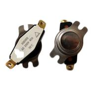 Buy cheap 250V/20-45A free samples disc bimetal thermostat temperature control for water heater UL VDE RoHS from wholesalers