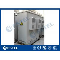 Buy cheap Two Front Doors Outdoor Rack Enclosure BTS Cabinet With Mixed Working Fluid Heat Exchanger from wholesalers