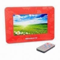 Wholesale 7-inch Digital Photo Frame with -5 to 50°C Operating Temperature from china suppliers