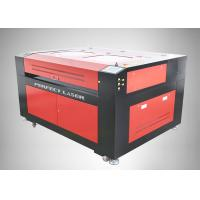 Buy cheap Red Style CO2 Laser Engraving Machine For Billboard , Art Gift Industry from wholesalers
