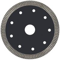 Buy cheap Super Thin Turbo Sintered Circular Diamond Saw Blades Hot Press For Smooth Cutting from wholesalers