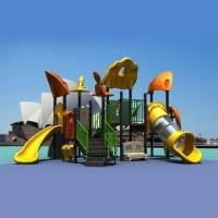 Buy cheap Outdoor Playground Equipment, Sailing Boat Series, Environment-protection, Not Easy to Fade from wholesalers