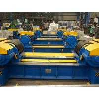 China 80 Ton Blast Welding Turning Rolls Vessel Rollers 50HZ 3PH for Cylinder Welding on sale