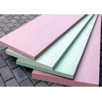 Buy cheap Customized Waterproof Rigid XPS Insulation Board / Thick Extruded Polystyrene Foam Sheets from wholesalers