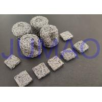 Buy cheap Gas Turbines Knitted Mesh Filters Galvanized Wire For Back Seat / Rear Airbag from wholesalers