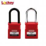 Buy cheap OEM Custom 38mm Shackle Lockey Safety Loto Lock Lockout Tagout Padlock from wholesalers