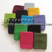 Buy cheap Cotton Terry Sweat Band Wrist Band from Socks Factory from wholesalers