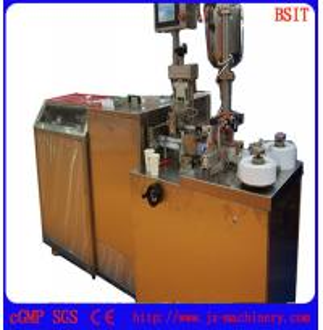 China Single Filling Head Laboratory Model Suppository Filing Sealing Machine on sale
