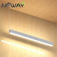 Buy cheap 48W 72W 96W Architectural Suspended Linear LED Direct Indirect Office Lighting LED Up Down Commercial kitchens Lighting from wholesalers