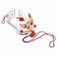 Buy cheap Protective Tiger Shoe Crystal Home Decoration from wholesalers