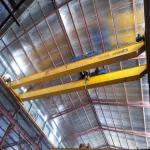 Buy cheap Double girder overhead mobile gantry hoist crane from wholesalers