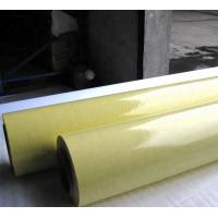 Buy cheap Graphic Cover Cold Lamination Roll , Self Adhesive Cold Press Laminating Sheets from wholesalers