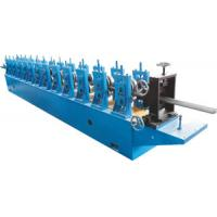 Buy cheap Durable Shutter Roll Forming Machine 13 Stes Roller Shutter Door Slats Forming Machine from wholesalers