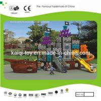 Quality Environment-Friendly Pirate Ship Series Outdoor Playground Equipment (KQ10132A) for sale
