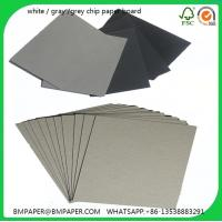 Buy cheap Recycled mixed pulp grey board paper with high quality from wholesalers