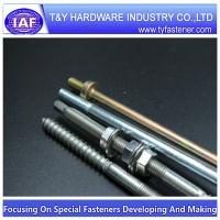 Buy cheap stainless steel 316 rod/hollow threaded rod from wholesalers