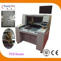 High Precise PCBDepaneling Equipment for Densely Populated PCB Manufactures