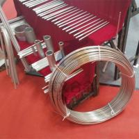 Stainless steel coiled tubing/tube coil/coiled tube/coiled pipe Manufactures