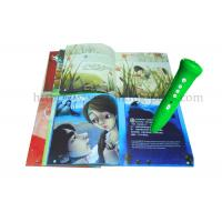 Buy cheap Green Plastic 5 Buttons Electronic learning Pen For Primary School Education from wholesalers