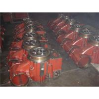 Wholesale Construction Machinery Marine Crankshaft , Diesel Engine Parts Steel Material from china suppliers