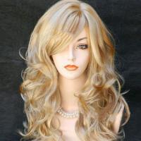 Buy cheap Highlighted Ombre Brazilian Curly Hair / 100 Virgin Human Hair Extensions from wholesalers