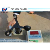 China Tower Crane Spare Parts Black Wind Anemometer Used for Contruction Crane on sale