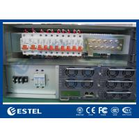 Buy cheap 120A DC Telecom Rectifier System , Single Phase / Three Phase Rectifier from wholesalers